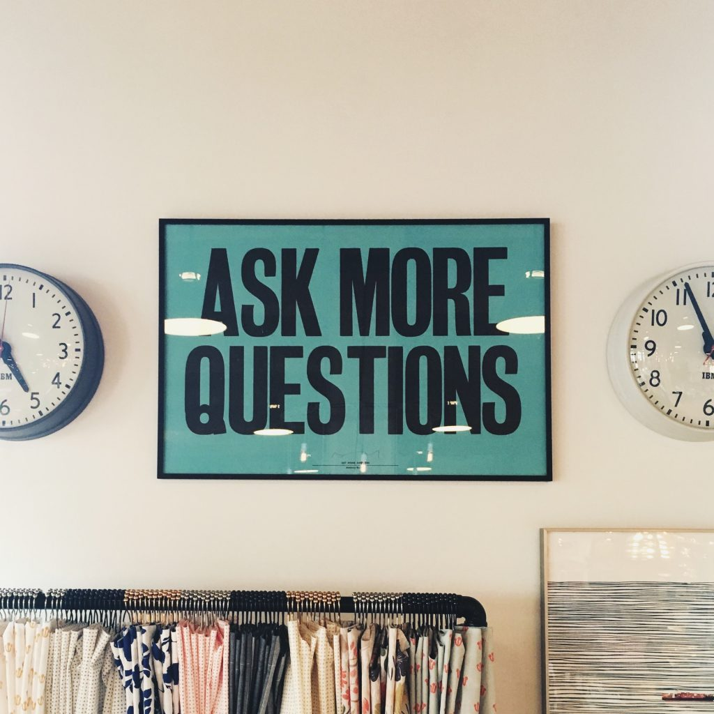 Ask more questions with e commerce analytics