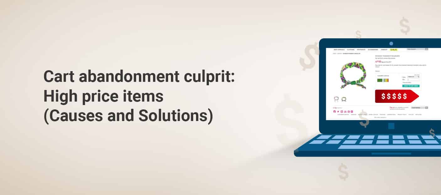 Cart abandonment culprit high price items causes and solutions fandeluxe Image collections